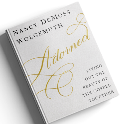 Adorned: Living Out the Beauty of the Gospel Together – Book Recommendation