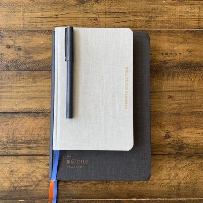 The Full Focus Planner