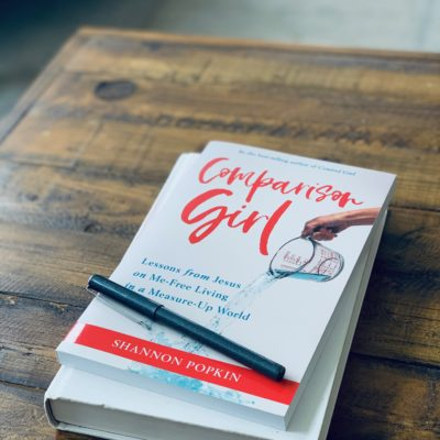 Book Recommendation – Comparison Girl by Shannon Popkin
