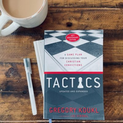 Tactics – Book Recommendation